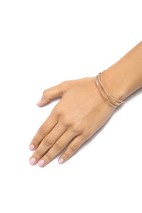 Heather Cuff Bracelet - Gold