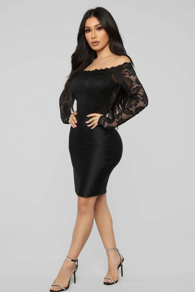 Back It Up Ruched Skirt - Black
