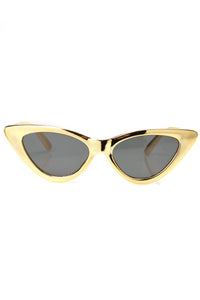 Endless Possibilities Sunglasses - Gold