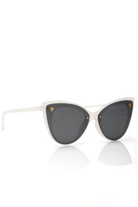 Little Things Sunglasses - White