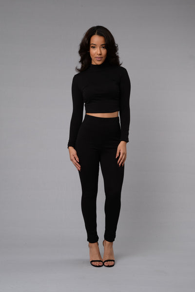 Leisure Legging - Black