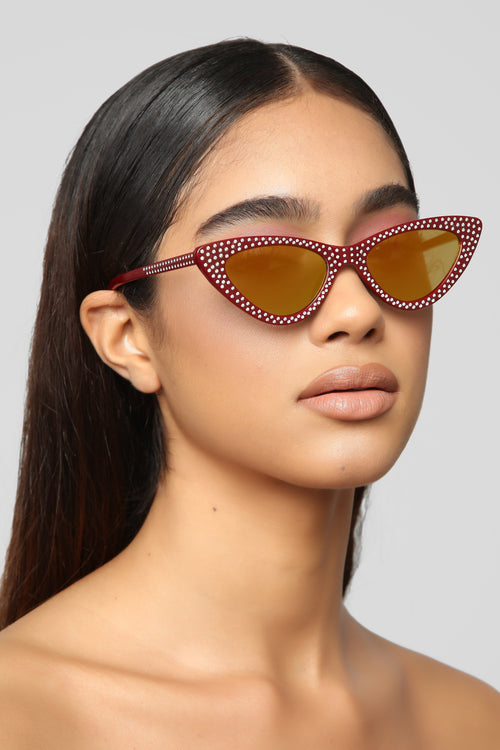 No Limits Sunglasses - Red 81d0810a47