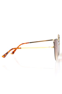Unthinkable Sunglasses - Gold/Brown