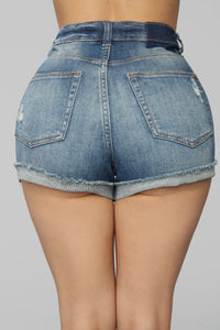 Sport The Shorts Denim Shorts - Medium Blue Wash