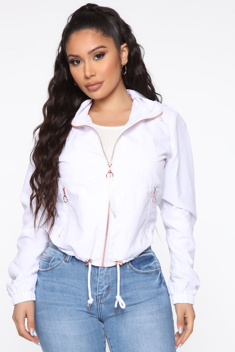 Very Good Advice Jacket - White