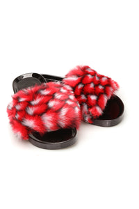 Set Free Slide - Red