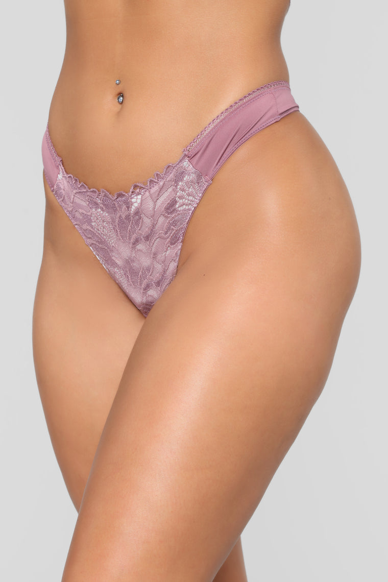 Mixed Feelings 3 Pack Thong - Nude/Combo