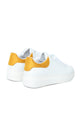 Locked Away Sneakers - White/Yellow