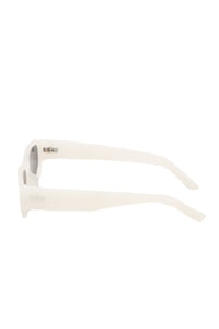 Cooler Than You Sunglasses - White