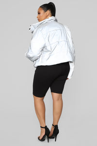 See My Reflection Jacket - Silver Angle 13