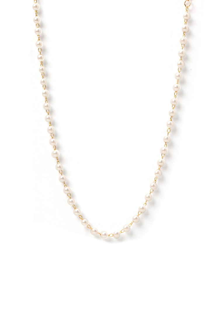 Not Just A Pearl Anklet - Pearl