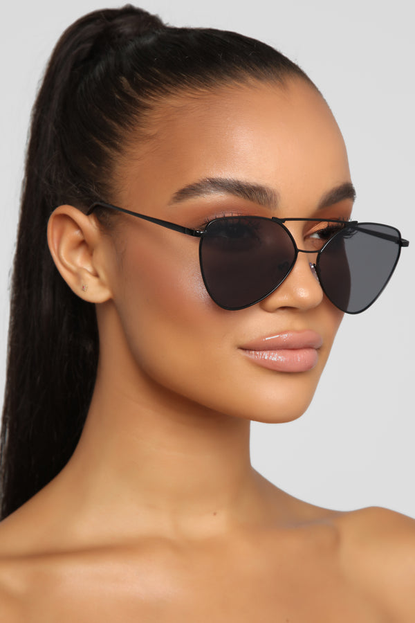 cb6f9231b179 Endless Sunglasses - Black