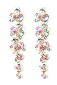 Extra Is My Middle Name Earrings - Multi Angle 2