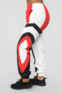 Show Stopper Active Joggers - Red