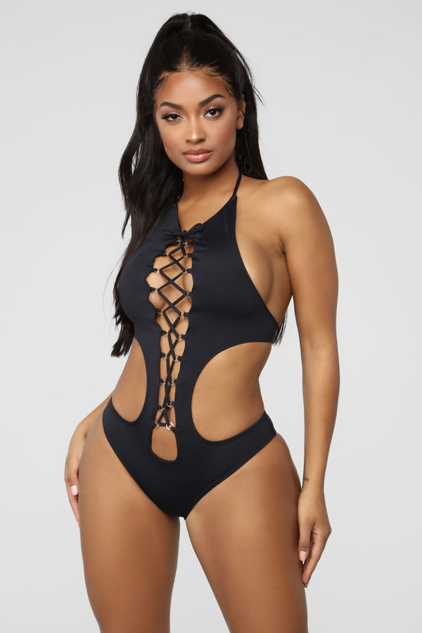 31b85bef760da Siesta Key Swimsuit - Black