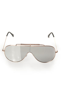No Kidding Sunglasses - Silver