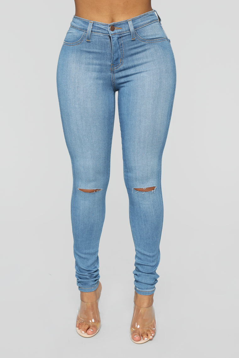 Canopy Jeans - Light Blue Wash