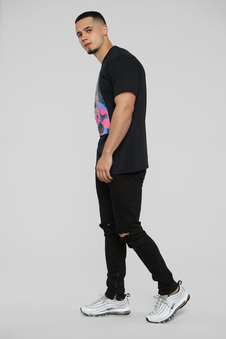 Astro One Short Sleeve Tee - Black