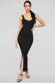 All This Sass Dress - Black