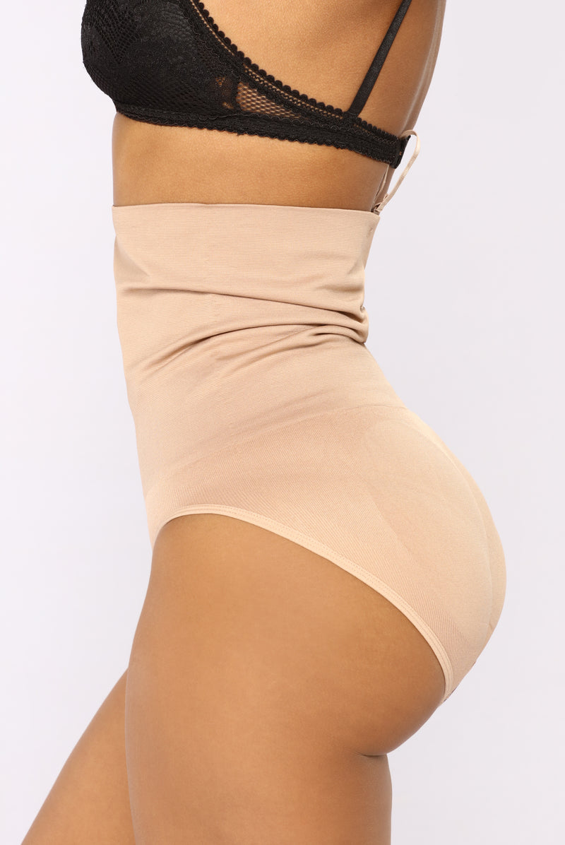 Right And Tight Shapewear Panty - Nude