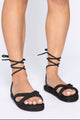 Basically Yours Sandal - Black