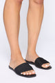 Now And Then Sandal - Black