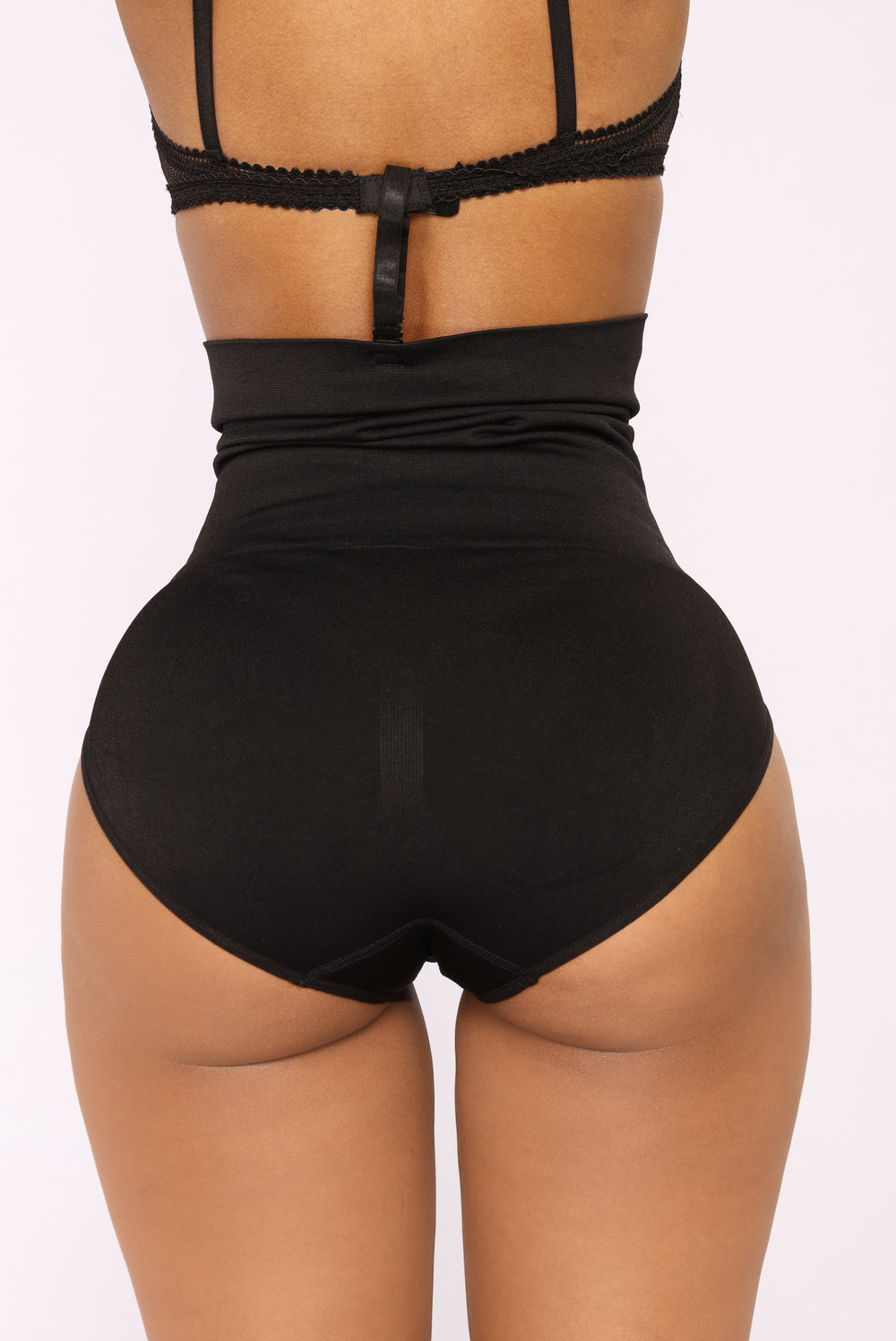 Right And Tight Shapewear Panty - Black