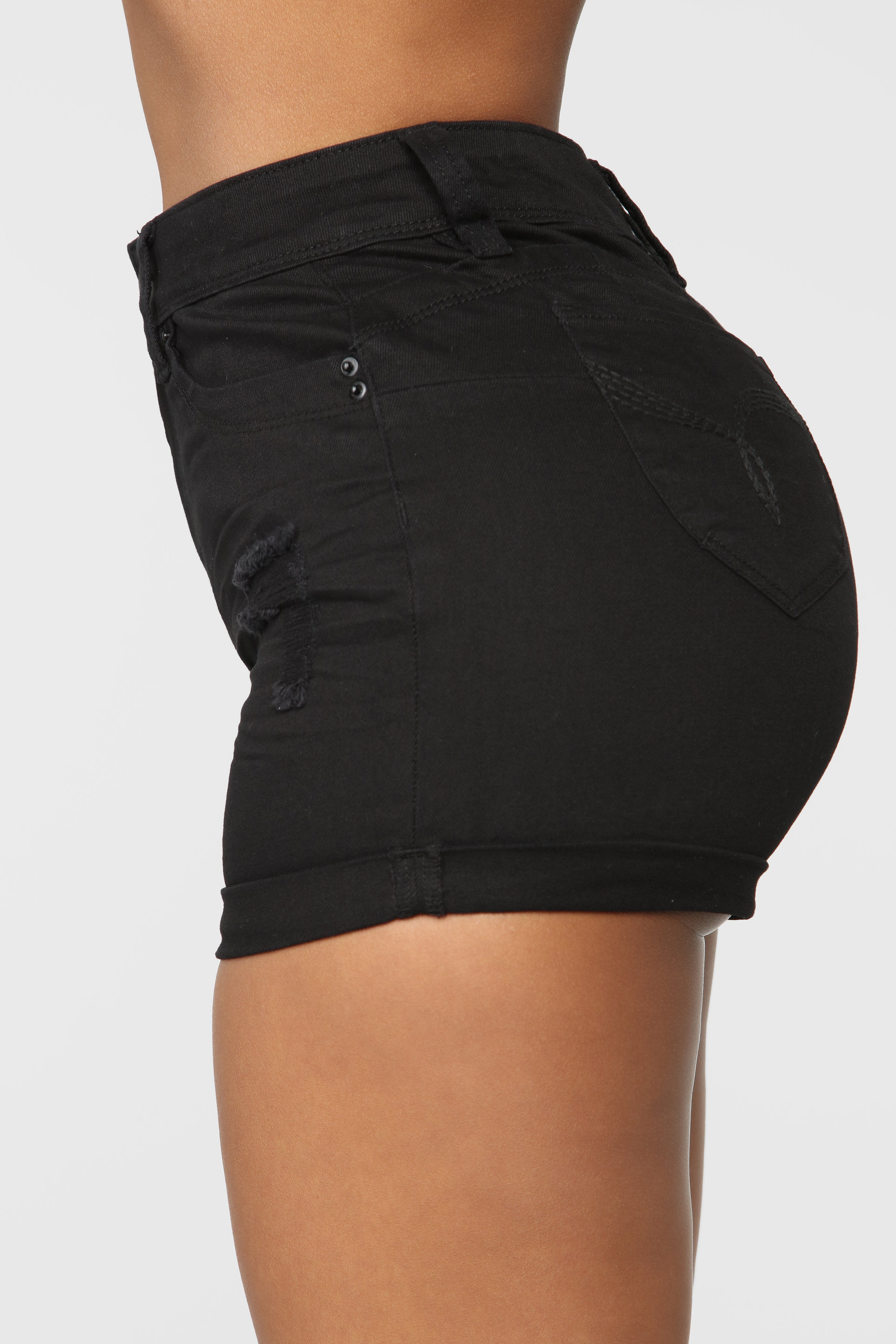 Ariana High Rise Short - Black ea653618cfa