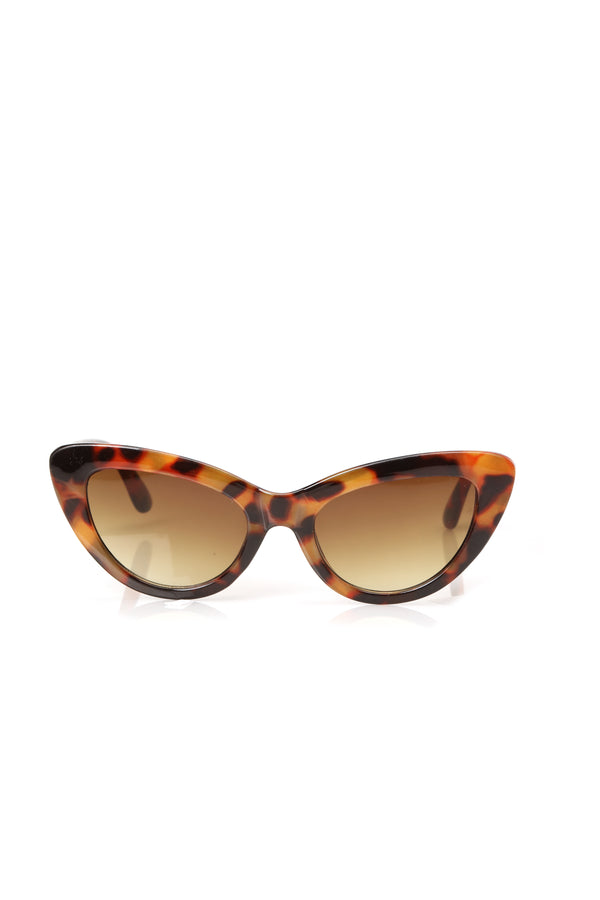 4383948707a What A Coincidence Sunglasses - Tortoise