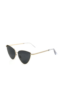 Hanalei Bay Sunglasses - Gold/Smoke