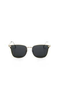 Panama City Sunglasses - Gold/Smoke