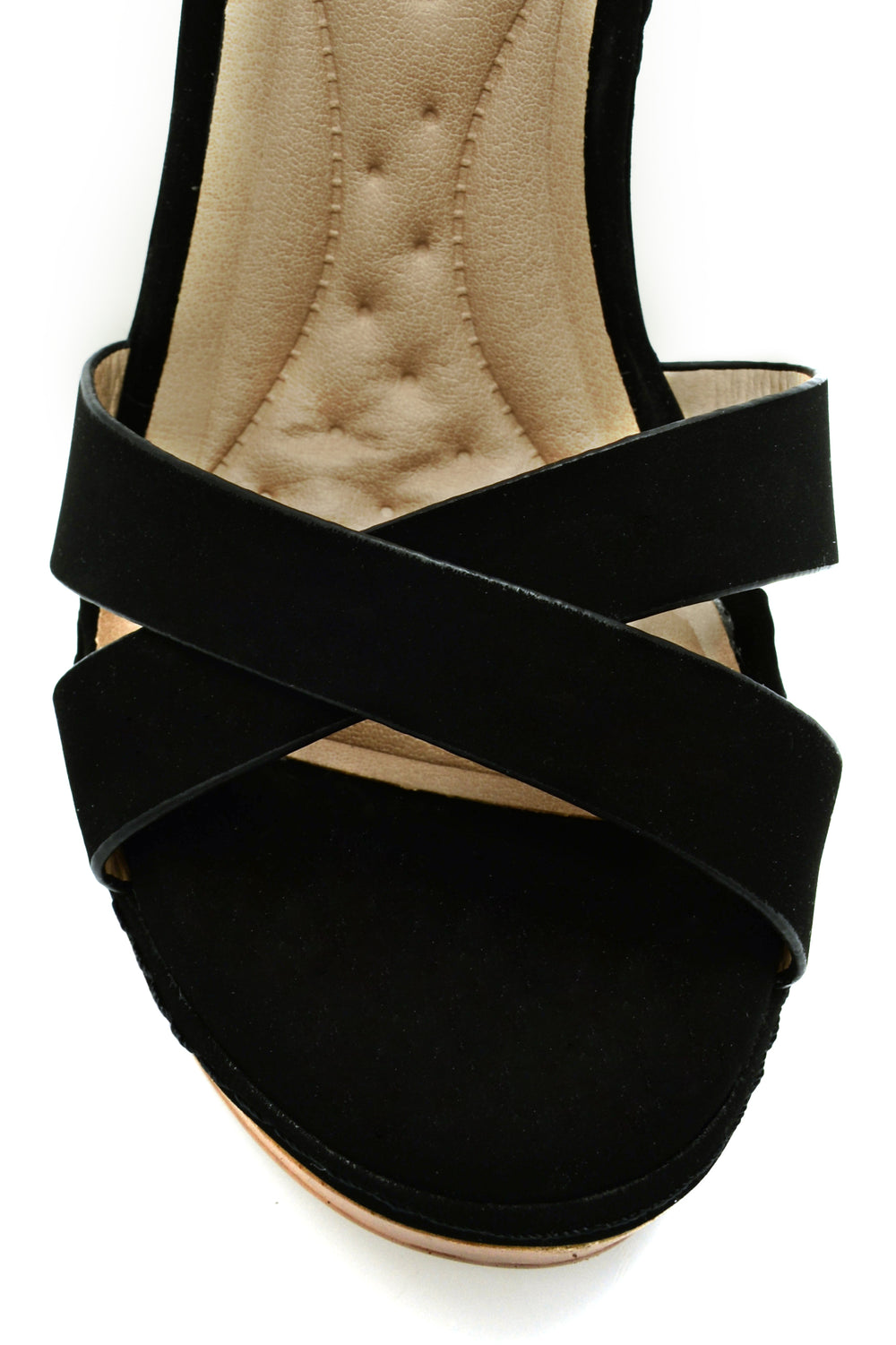 First Thing Wedge - Black