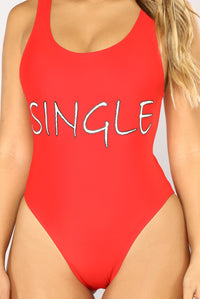 Good Times Swimwear - Red
