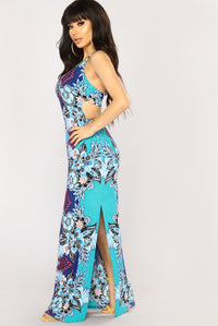 Bali Maxi Dress - Jade
