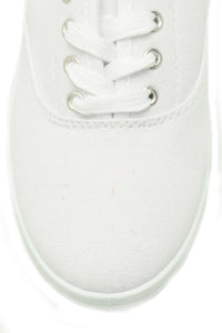 Your Baesic Sneaker - White Angle 2
