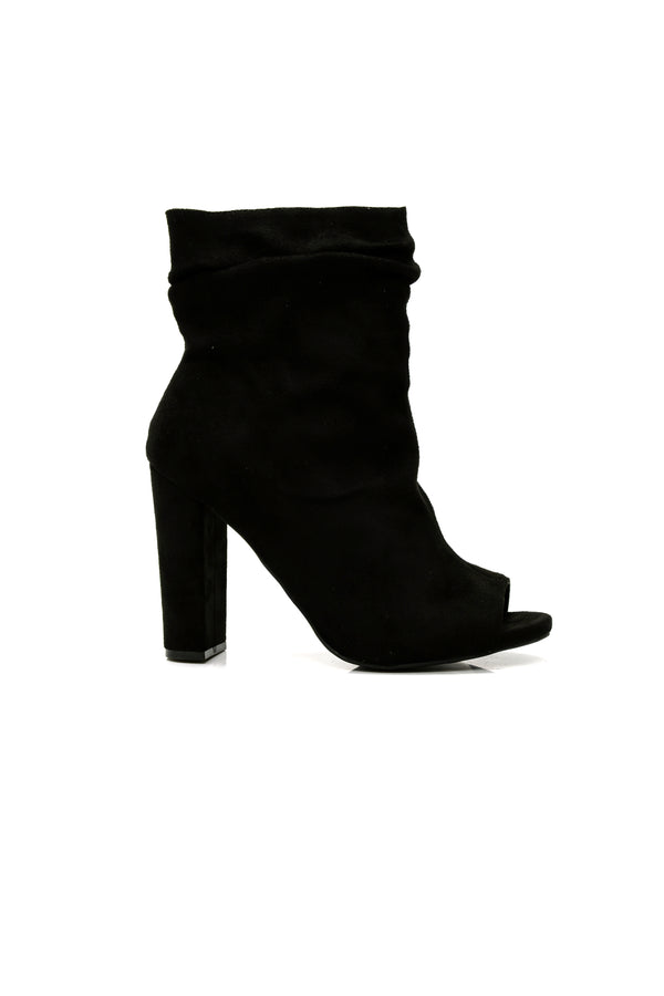 f37405288f8 Classy And Sassy Bootie - Black