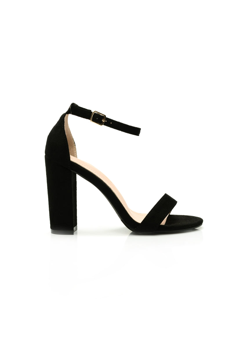 Go With Everything Heels - Black