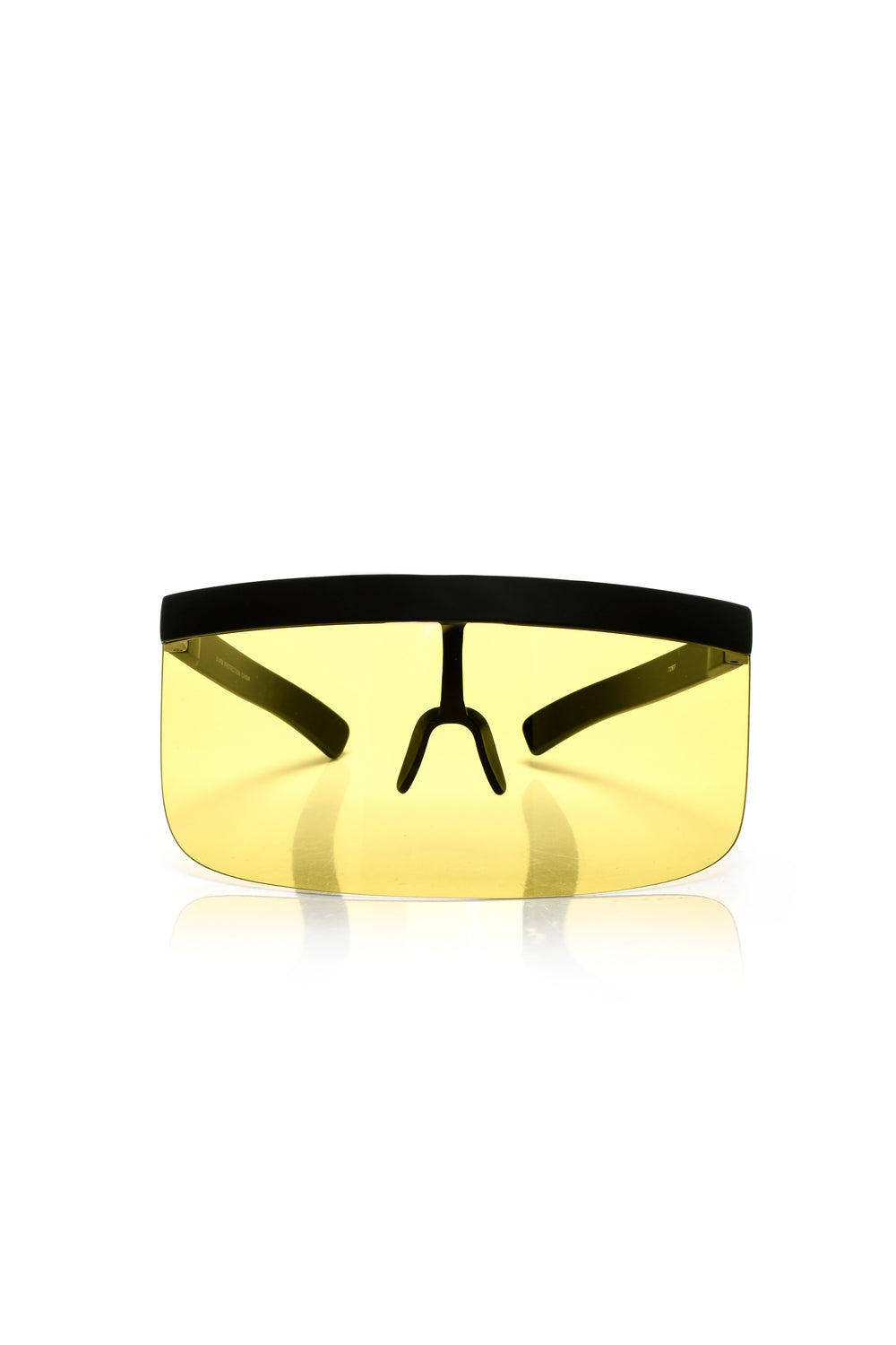 Zenon Shield Sunglasses - Yellow