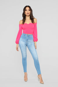Best Of Me Top - Pink
