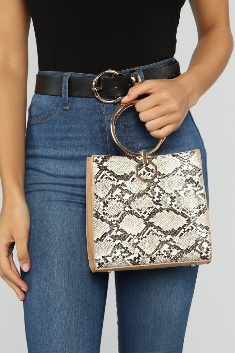 I Put A Spell On You Crossbody - Ivory