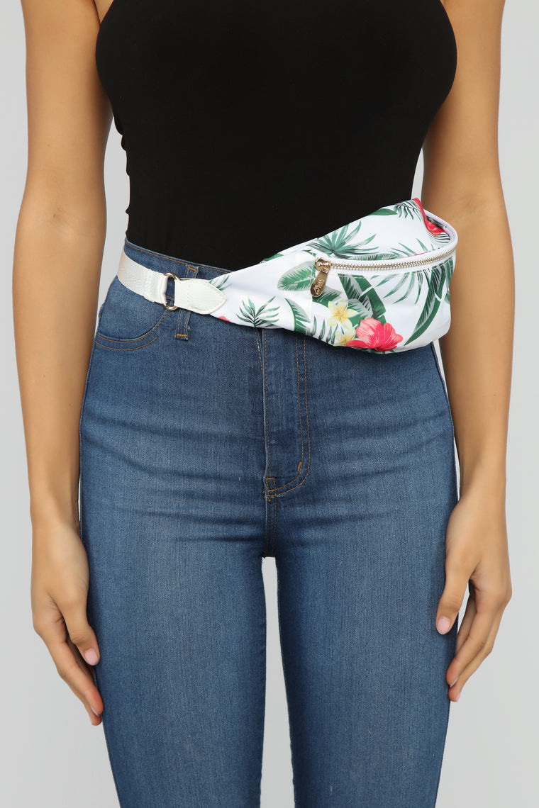 Tropical Me Fanny Pack - Tropical
