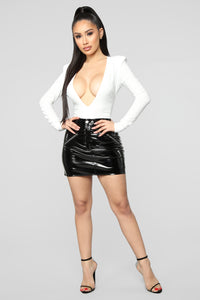Club Night Skirt - Black