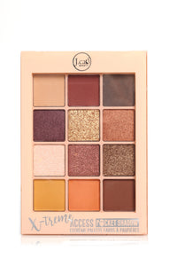 J Cat Pocket Shadow Palette Walk Of Stardom