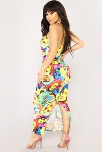 Walk Of Fame Dress - Multi