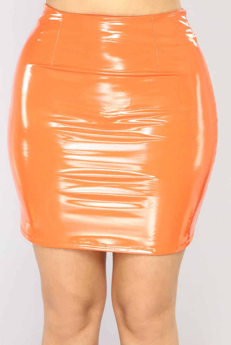 Boot Camp Skirt - Orange