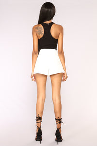 Tough Lover Bodysuit - Black