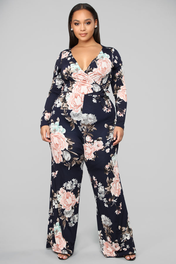 Plus Rompers And Jumpsuits 19c70f9ce6a1