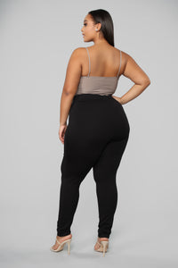 Oh So Kate Pants - Black Angle 11