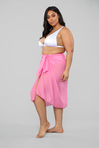 Show Off Cover Up - Fuchsia