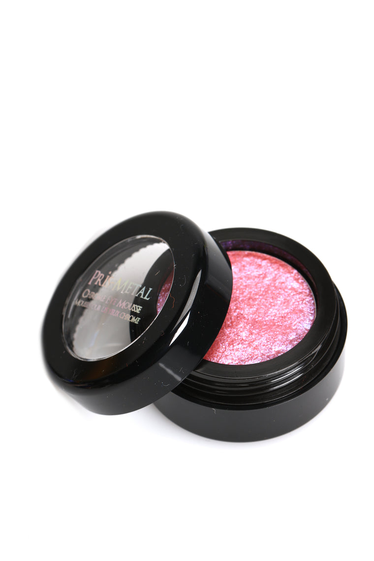 J Cat Pris Metal Chrome Eye Mousse - Sherbet Snow